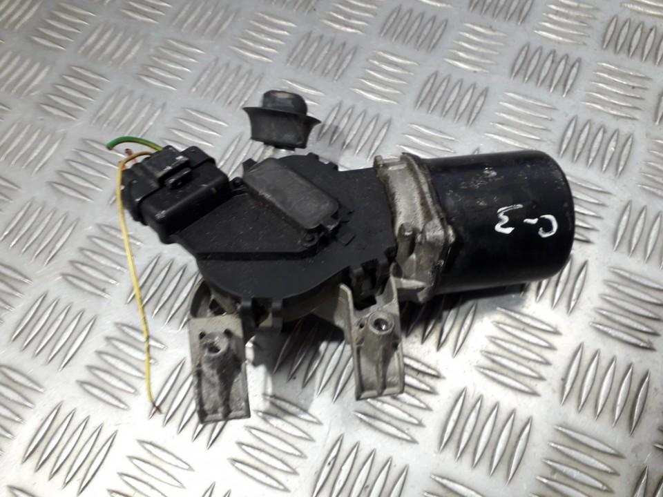 Priekinis langu valytuvu varikliukas used used Citroen C3 2003 1.4