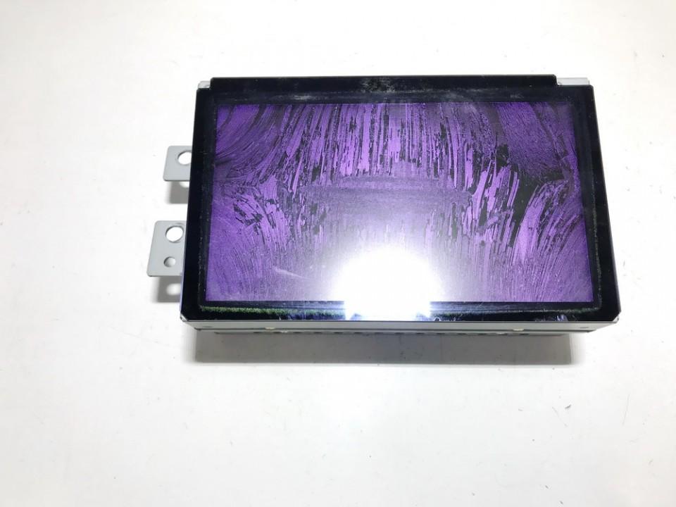 Бортовой компьютер Дисплей Навигация 28090eq300 40304085, dp7w3303z, dp7w-3303z Nissan X-TRAIL 2013 2.0