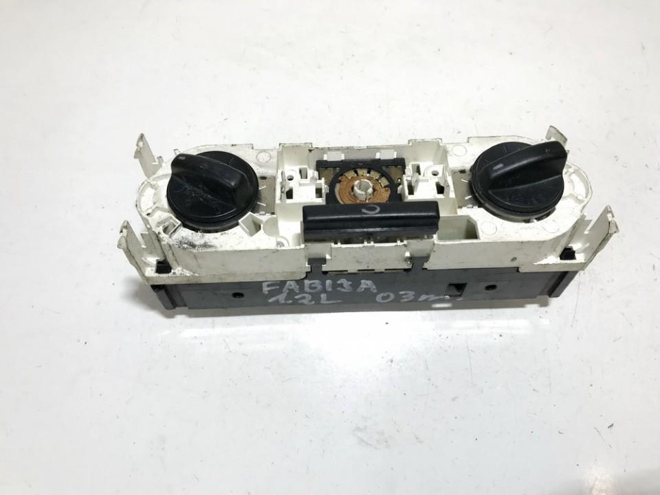 Peciuko valdymas 6q0819445 6y0819045h Volkswagen POLO 1993 1.0
