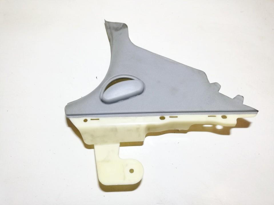 Salono apdaila (plastmases) 8x23f519a97af 8x23-f519a97-af  9x23-f519a97-aa Jaguar XF 2012 2.0