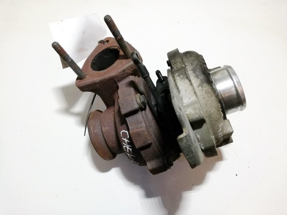 Turbina 96440365 762463-0002  lfd04985k Chevrolet CAPTIVA 2008 2.0