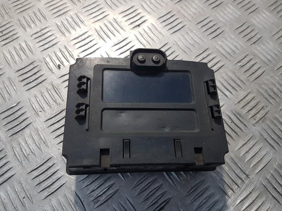 Dashboard Radio Display (Clock,Info Monitor,BORD COMPUTER) 090589755 5wk7470 Opel ZAFIRA 2002 2.2