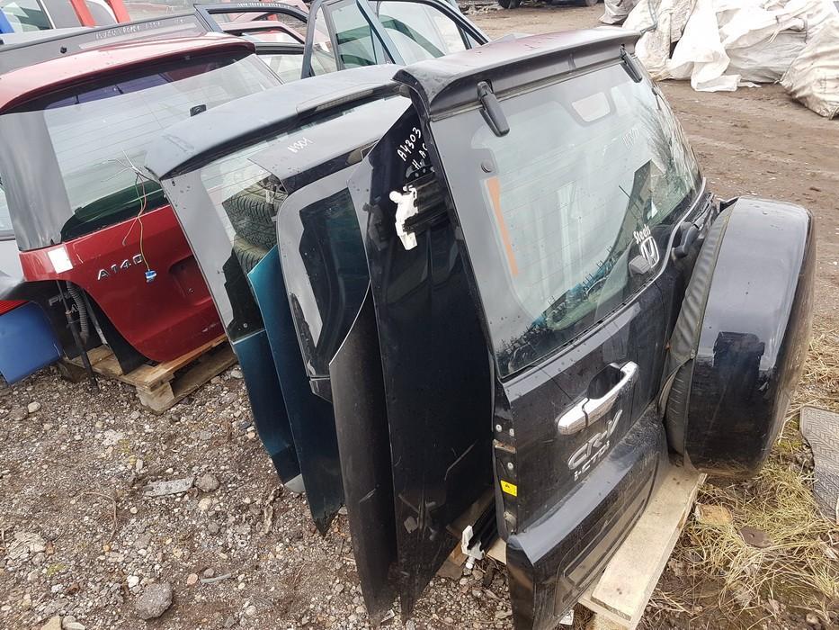 Rear hood JUODAS USED Honda CR-V 2007 2.2