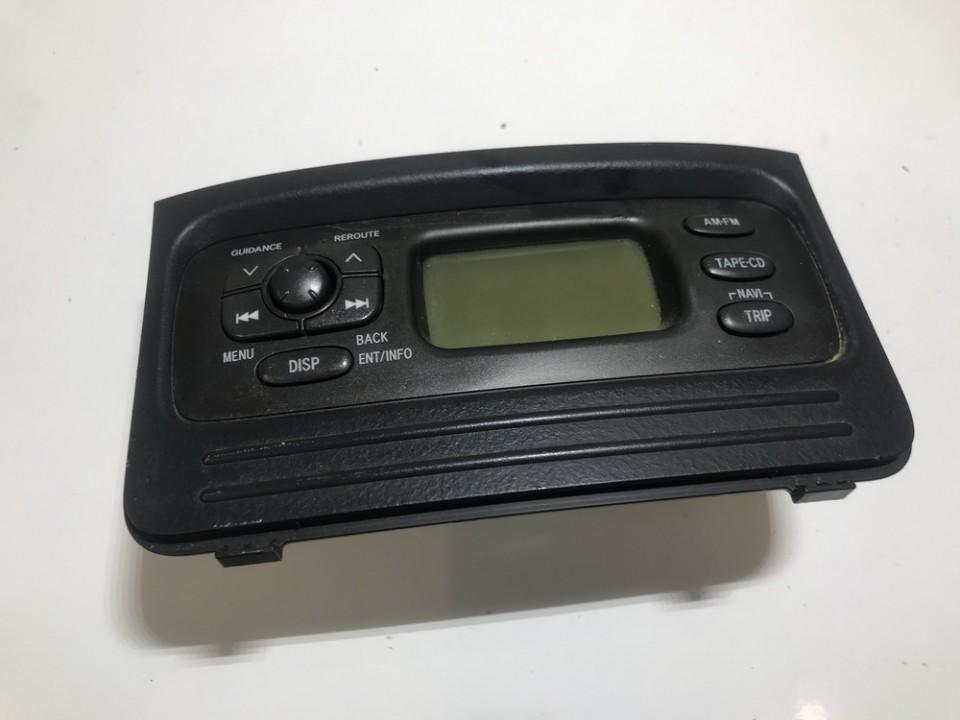 Borto kompiuterio valdymas Toyota Yaris Verso 2005    1.5 8611052121