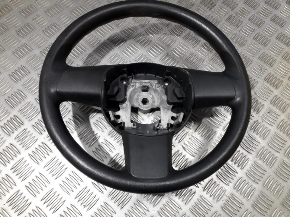 Mazda  2 Steering wheel