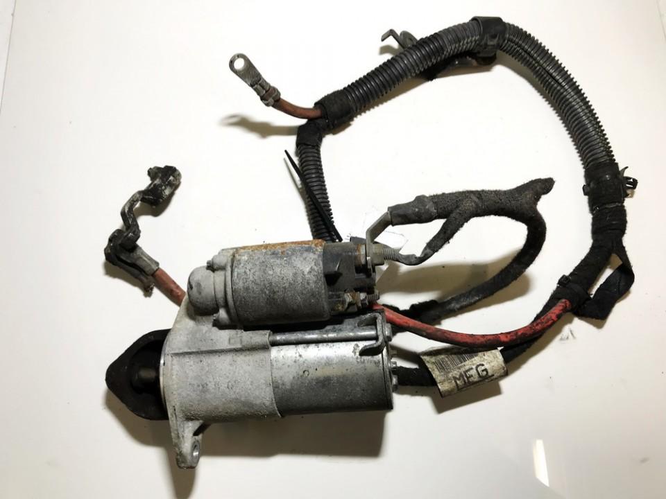 Starteris 55556092   Opel ASTRA 2000 2.0