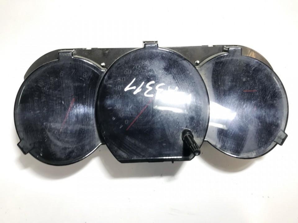 Spidometras - prietaisu skydelis 3411065j3 34110-65j3, 3411065j30, 34110-65j30 Suzuki GRAND VITARA 2005 2.7