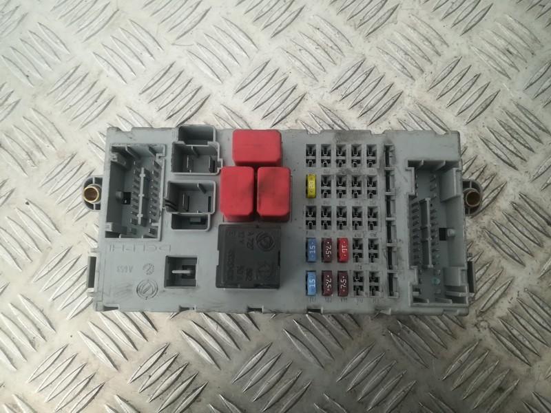 51738101 57657 Fuse Box Fiat Croma 2006 1 6l 16eur Eis00243417