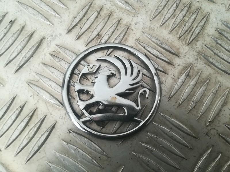 Priekinis zenkliukas (Emblema) USED USED Opel ASTRA 1998 2.0