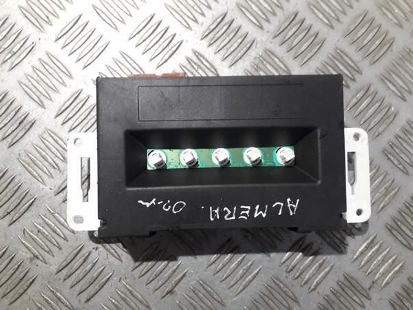Бортовой компьютер дисплей (дисплей информационный) used used Nissan ALMERA 2000 2.2