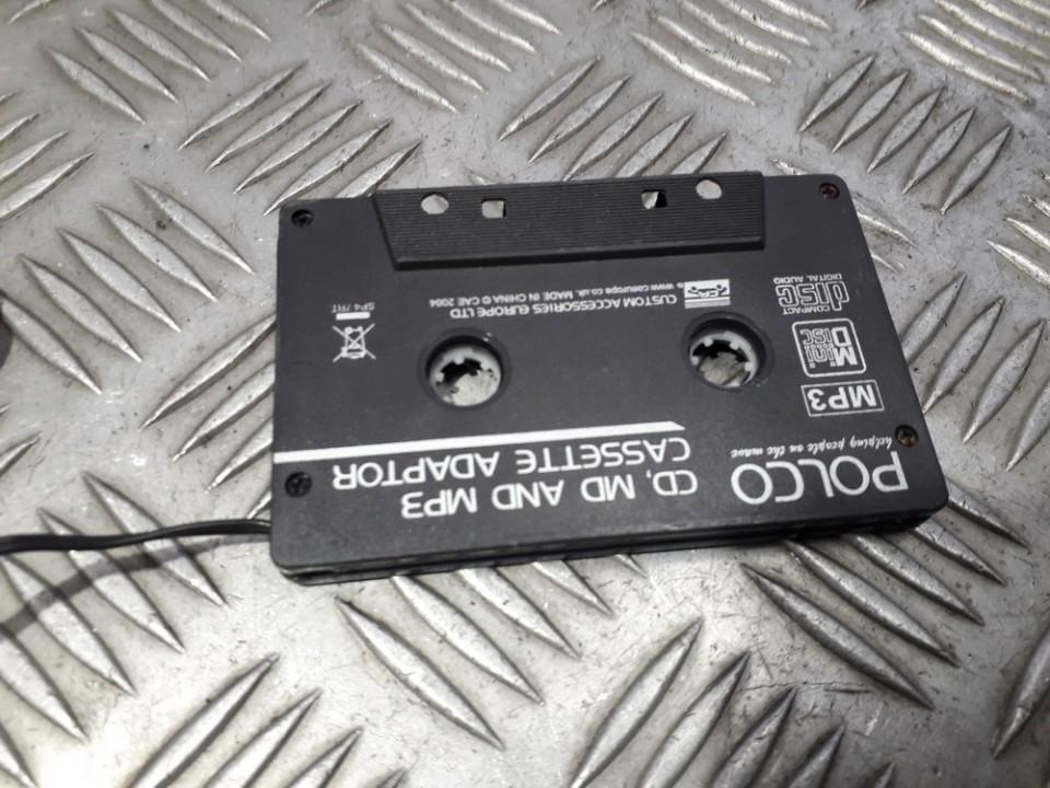 MP3, CD, MD cassette adaptor Opel Astra 1998    0.0 used
