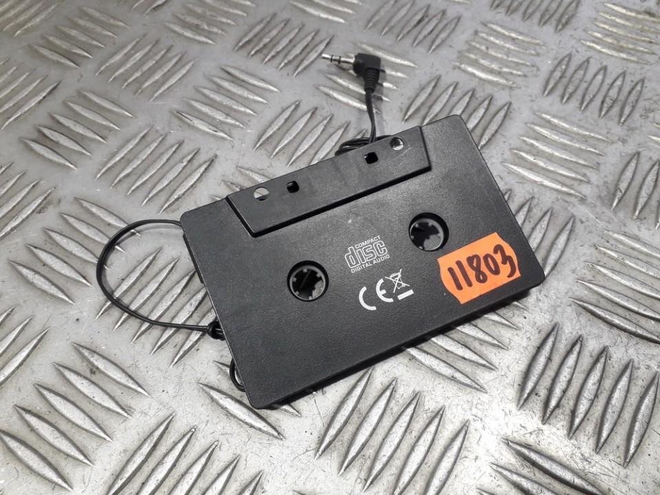 MP3, CD, MD cassette adaptor Renault Megane 1999    0.0 used