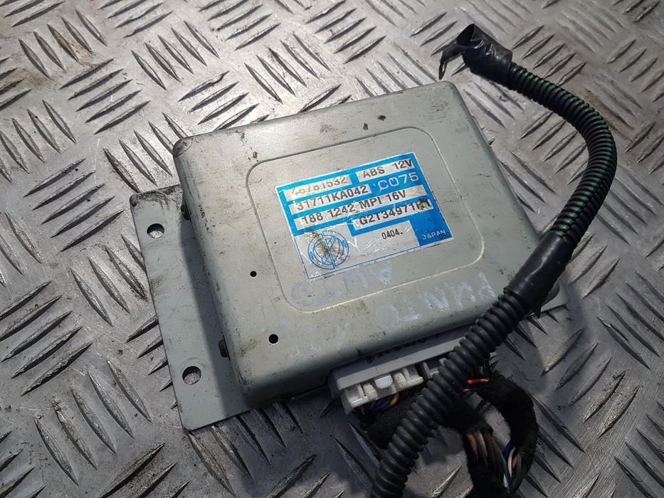 Fiat  Punto ABS kompiuteris
