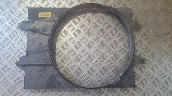 Difuzoriaus remas (ventiliatoriaus remas) vp4s6h8c607aa 22240451 Ford FIESTA 2015 1.5