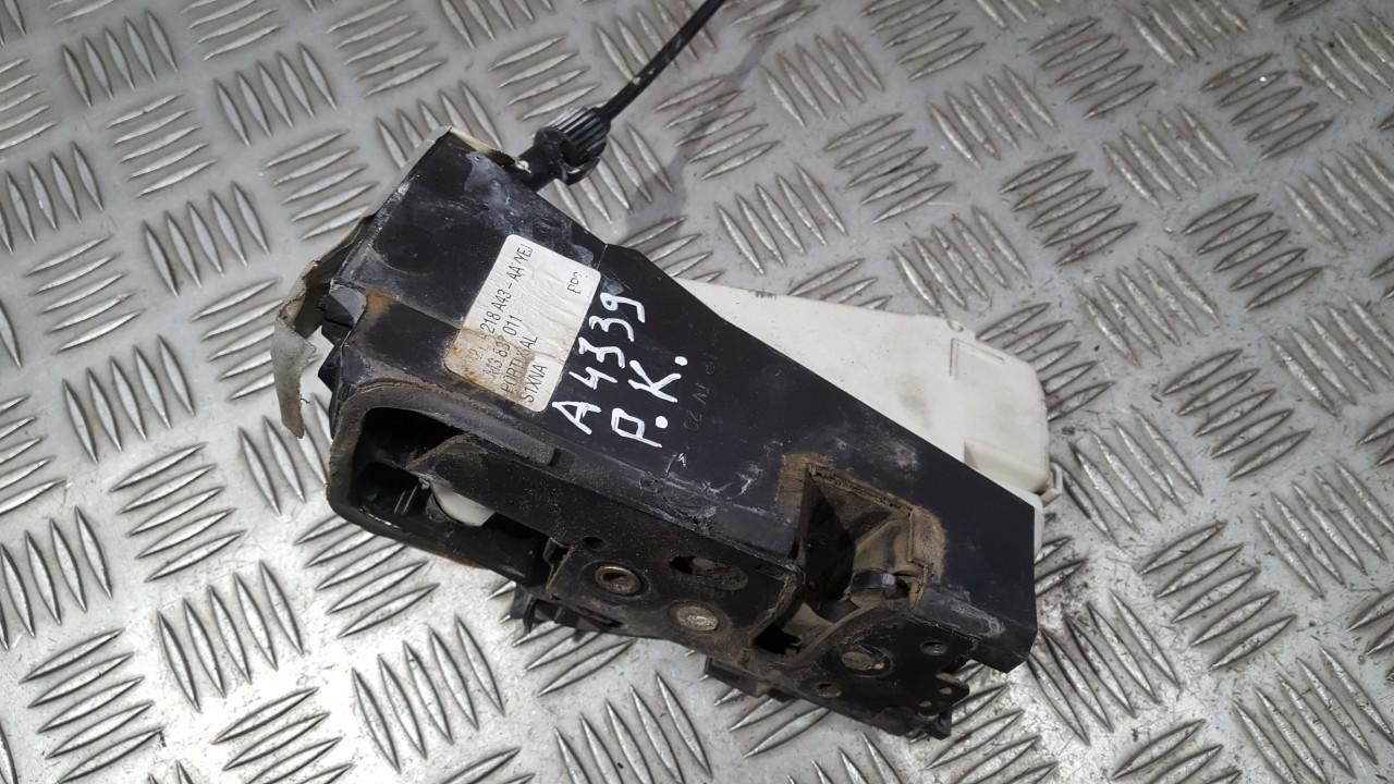 Duru spyna P.K. 93BG220A20DD D25KA Ford GALAXY 2001 1.9