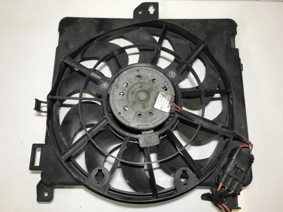 Difuzorius (radiatoriaus ventiliatorius) 0130303957 24467442, yz1, 0130303304, 24467444, 3136613311,  Opel ASTRA 1998 2.0