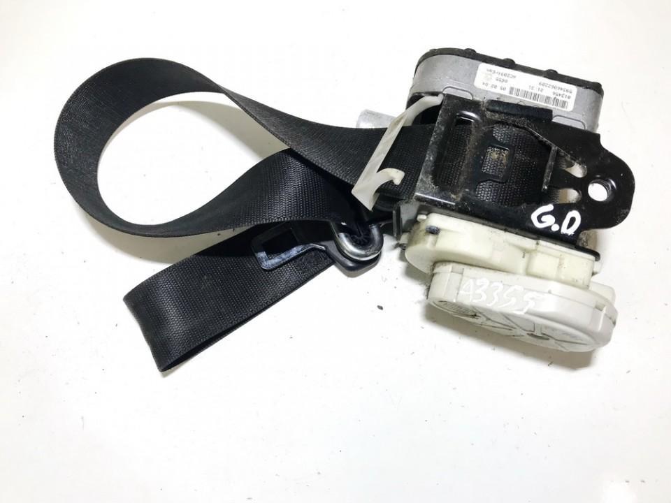 Saugos dirzas P.D. 59346062209 ac209 Mercedes-Benz CLK-CLASS 2005 2.7