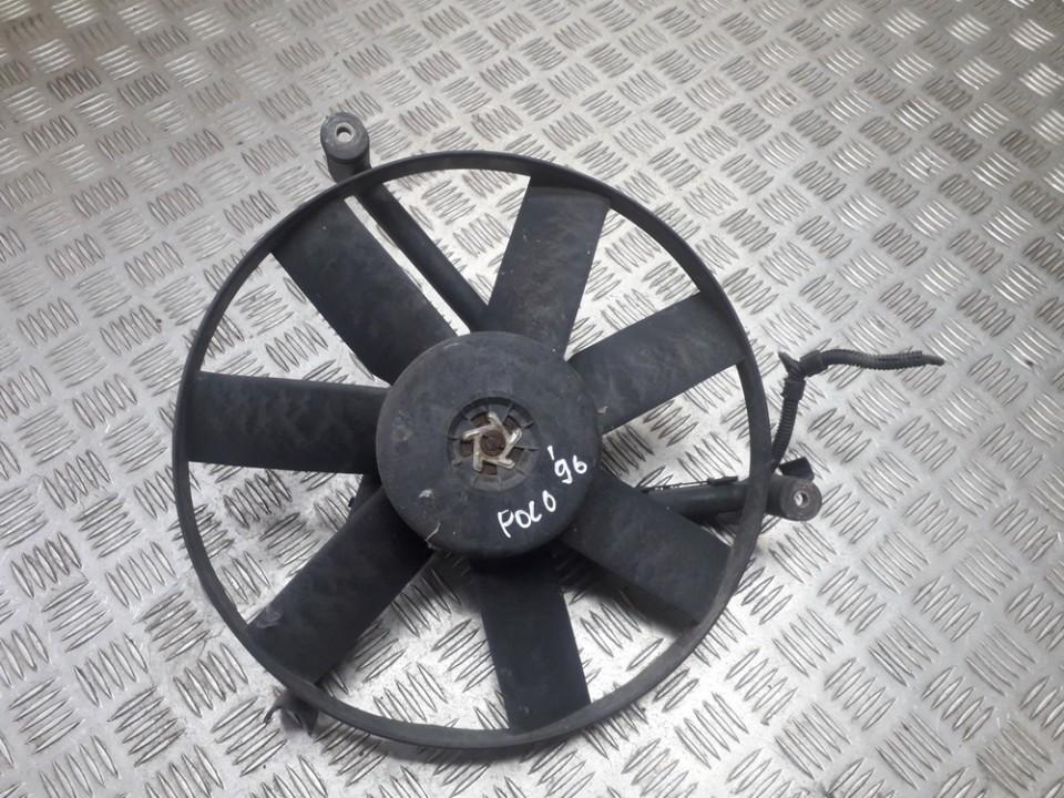 Difuzorius (radiatoriaus ventiliatorius) used used Volkswagen POLO 1996 1.9