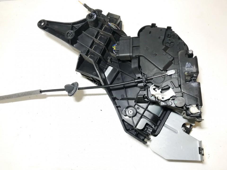 Door Lock Mechanism - rear left side 30661074 983053,  Volvo S80 2008 2.4