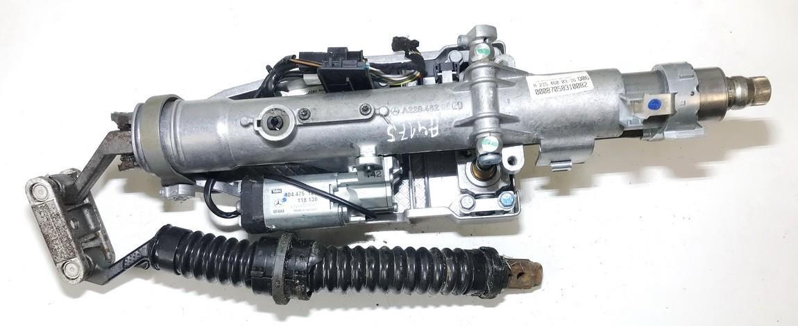 Estate Steering Column a2204620220 a2154600316, 404475, 118138 Mercedes-Benz CL-CLASS 2000 5.0