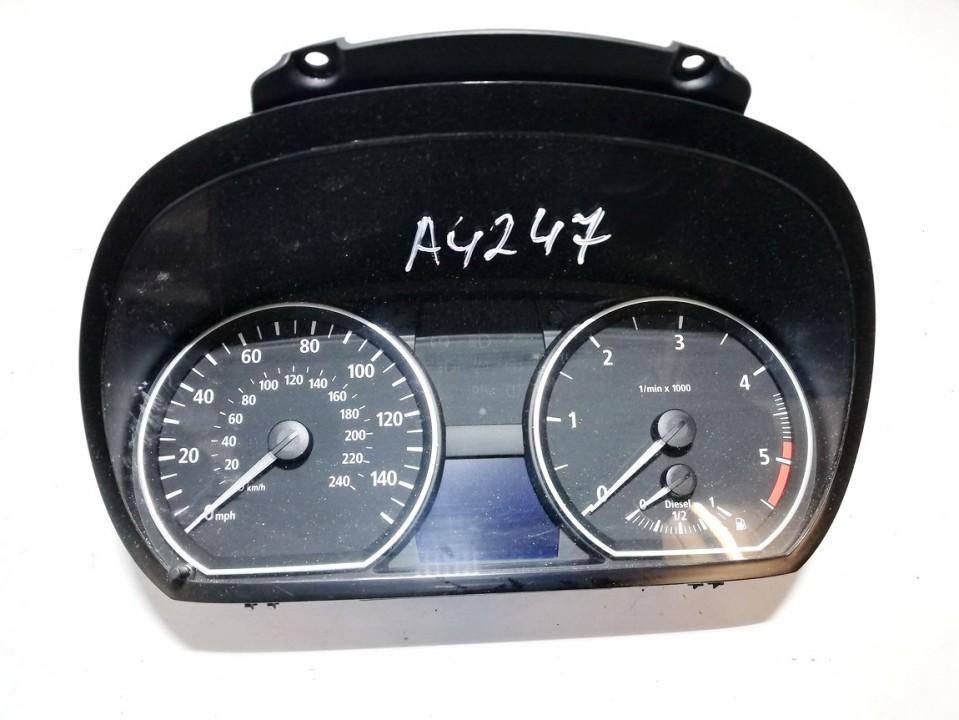 BMW 1 (E87) Spidometras 102498244 1024982-44 6983532-01 1041568 4722122