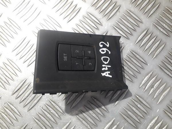 Sedynes atminties mygtukai P.D. Audi A8 2004    4.0 4e0959769