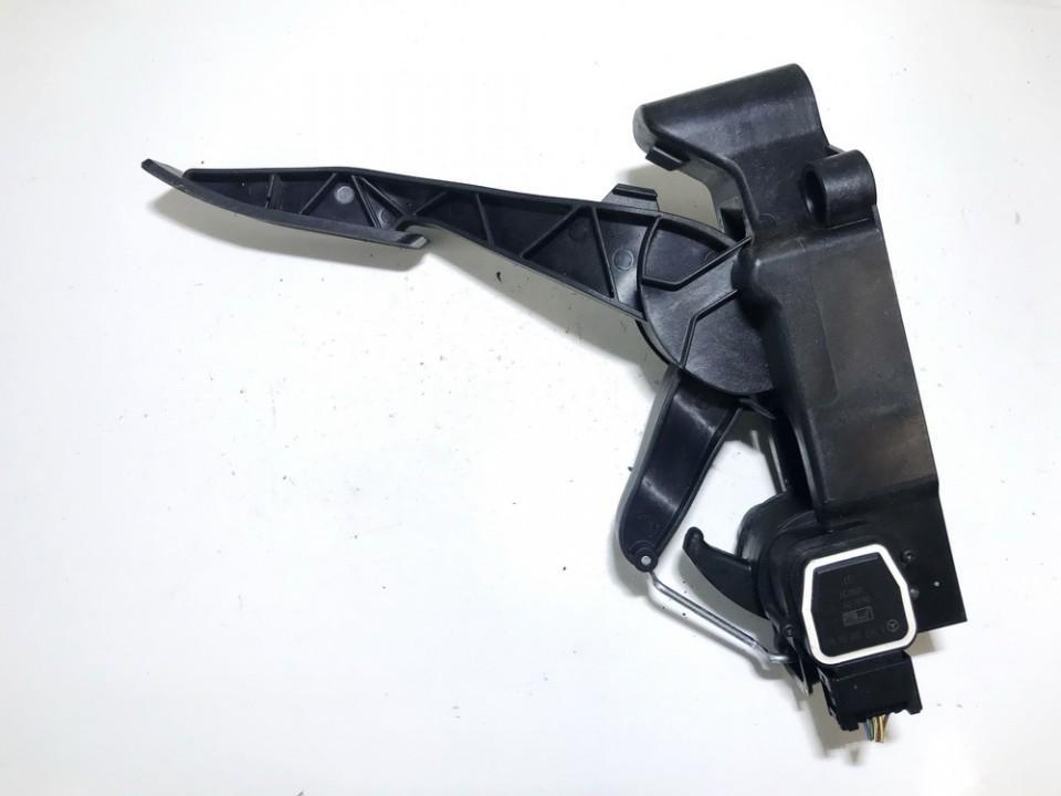 Mercedes-Benz  A-CLASS Accelerator throttle pedal (potentiometer)