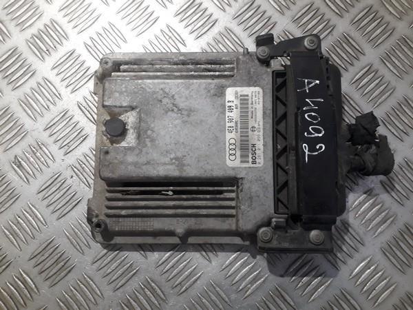 Variklio kompiuteris 4e0907409b 4e0910409c, 8e0907411g Audi A8 1998 3.7