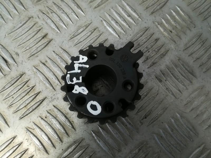 AUDI A4 (8K2, B8) Kitos variklio skyriaus detalės 03L130238A 03L130111D 4676315