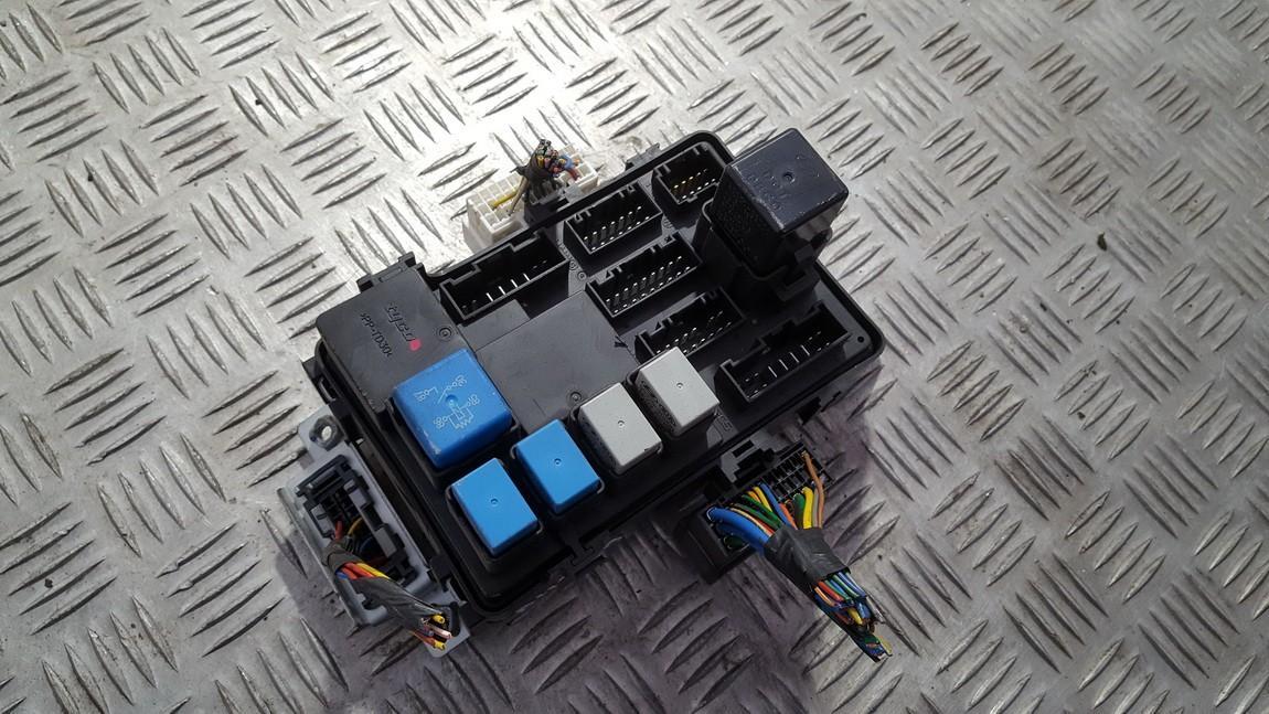Kia Rio 2008 Fuse Box - Wiring Diagrams Fuse Box Kia Rio on