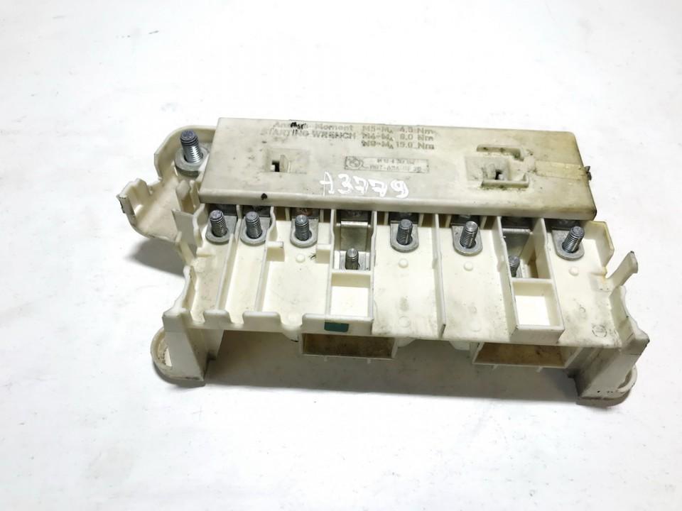 61138367252 61 13-8367252, fuse box bmw 5-series 1996 2 5l 14eur  eis00570982
