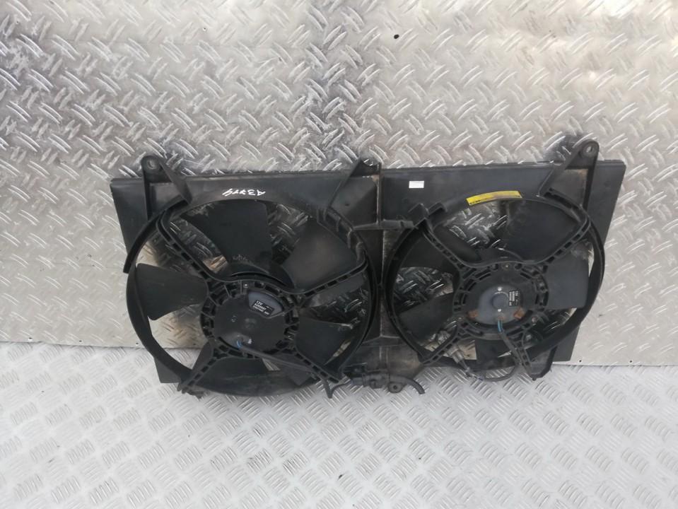 Difuzorius (radiatoriaus ventiliatorius) 62r0097 62r0098 Chevrolet EPICA 2008 2.5