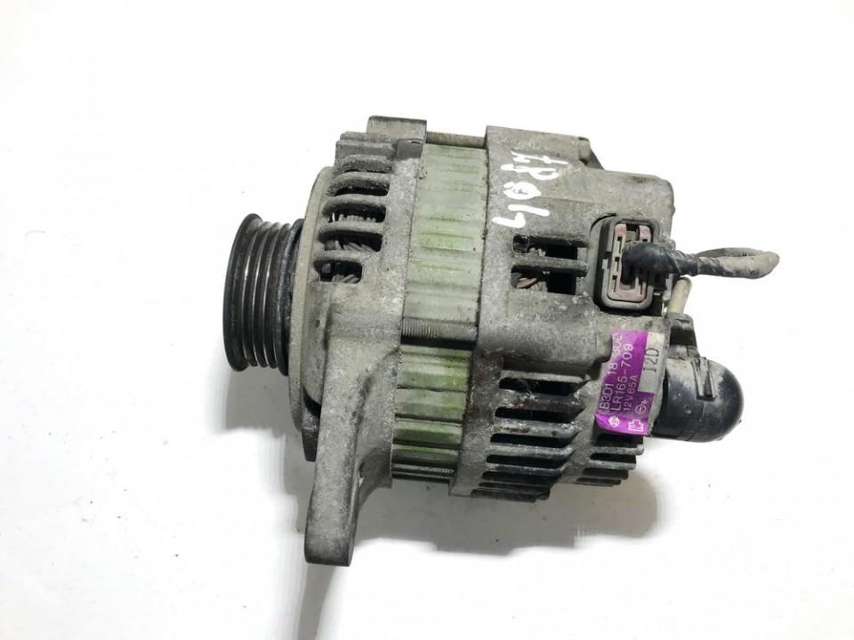 Generatorius b3d118300 lr165709, lr165-709 Mazda 121 1995 1.3