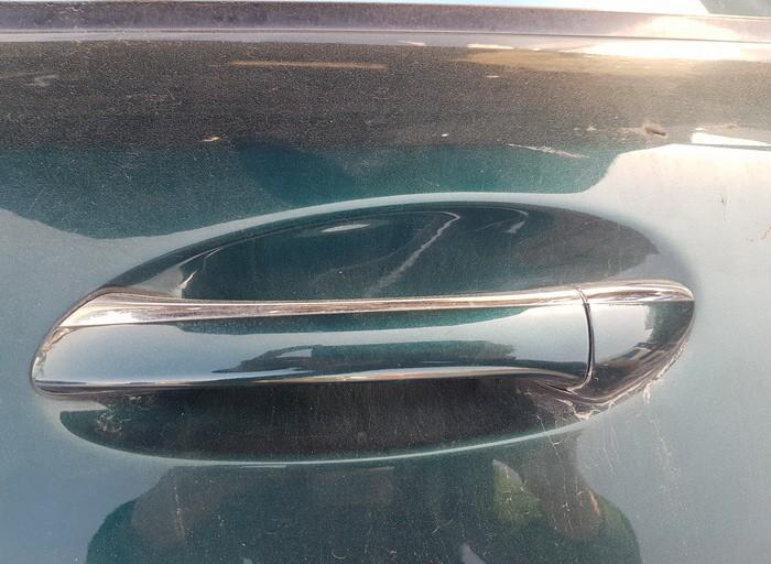 Mercedes-Benz  E-CLASS Door Handle Exterior, rear left side