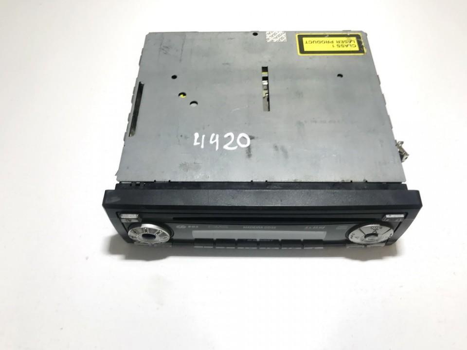 Automagnetola cd33 022256 Renault MEGANE SCENIC 1997 1.6