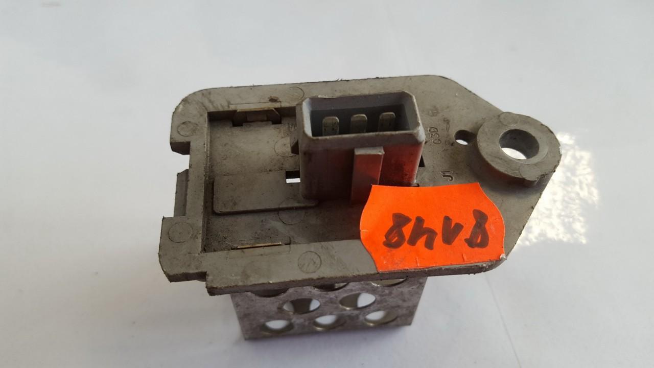 Peciuko reostatas 9641212580 USED Citroen C5 2007 1.6