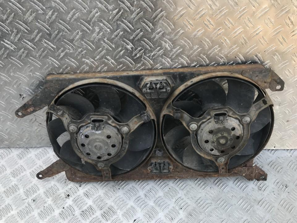 Difuzorius (radiatoriaus ventiliatorius) 8125932d 60657849 Alfa-Romeo 156 1999 2.4
