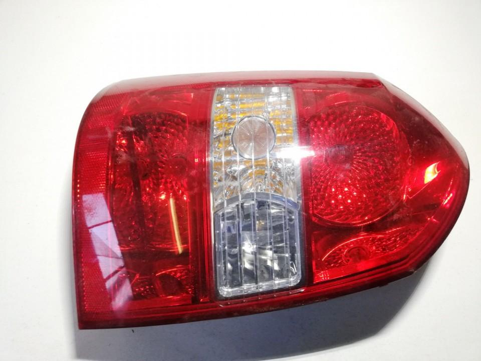 Galinis Zibintas G.K. used used Hyundai TUCSON 2005 2.0
