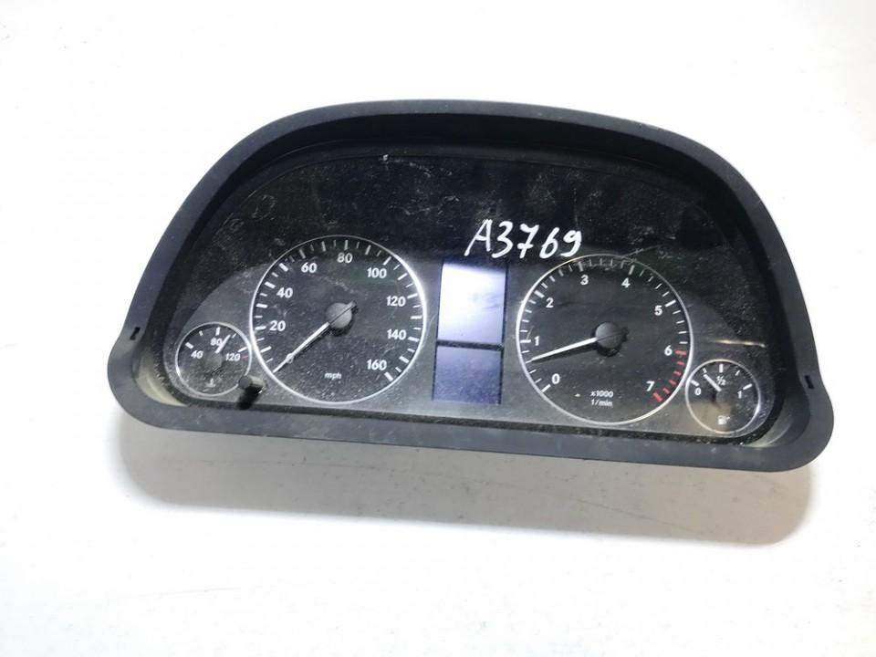 Mercedes-Benz  A-CLASS Speedometers - Cockpit - Speedo Clocks Instrument