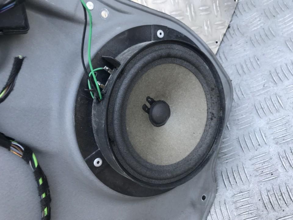 Mercedes-Benz  A-CLASS Speaker (audio)