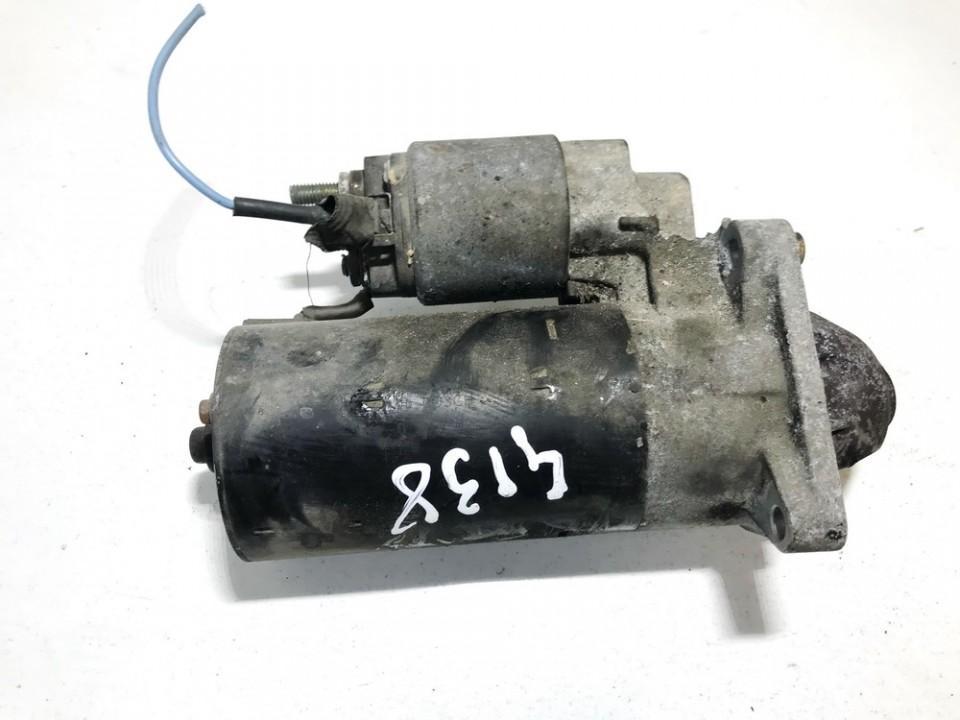 Starter Motor used used Alfa-Romeo 156 2002 1.9