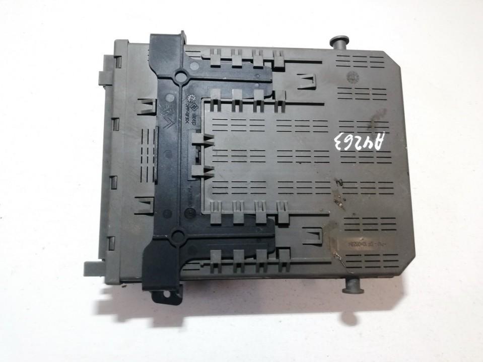 Peugeot J5 Fuse Box   Wiring Diagram on