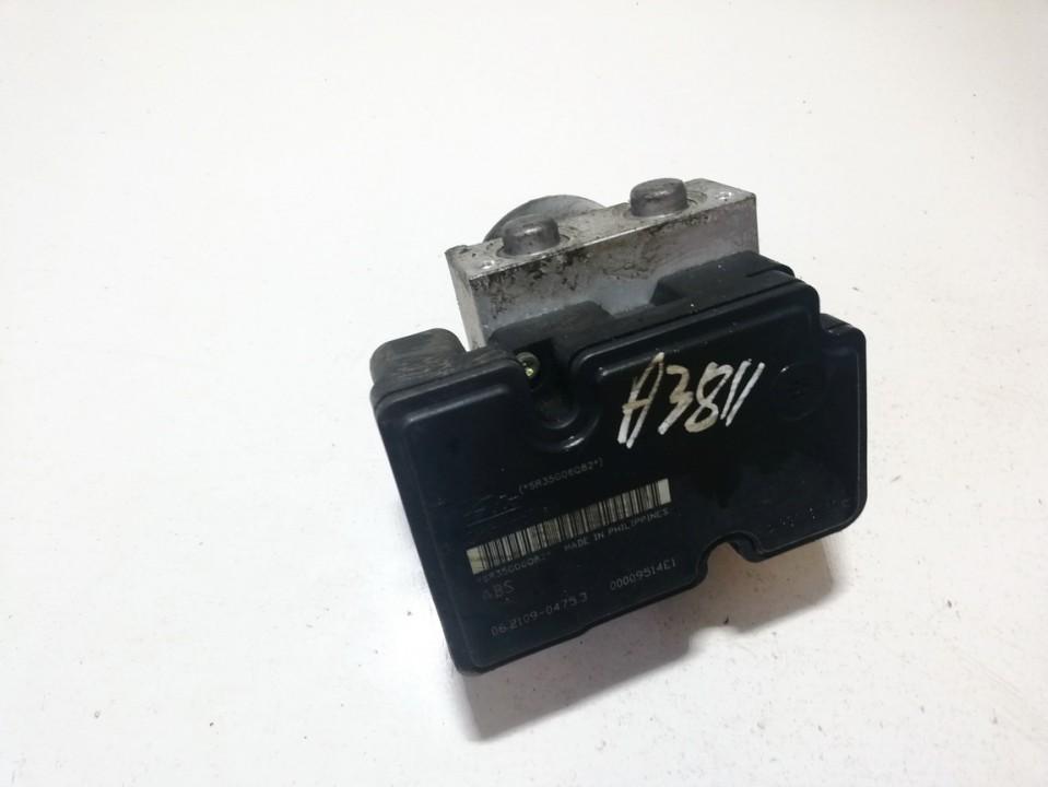 ABS blokas 06210904753 062109-04753, sr35g06q82, 5n612m110ab, 5n61-2m110-ab Mazda 5 2006 2.0