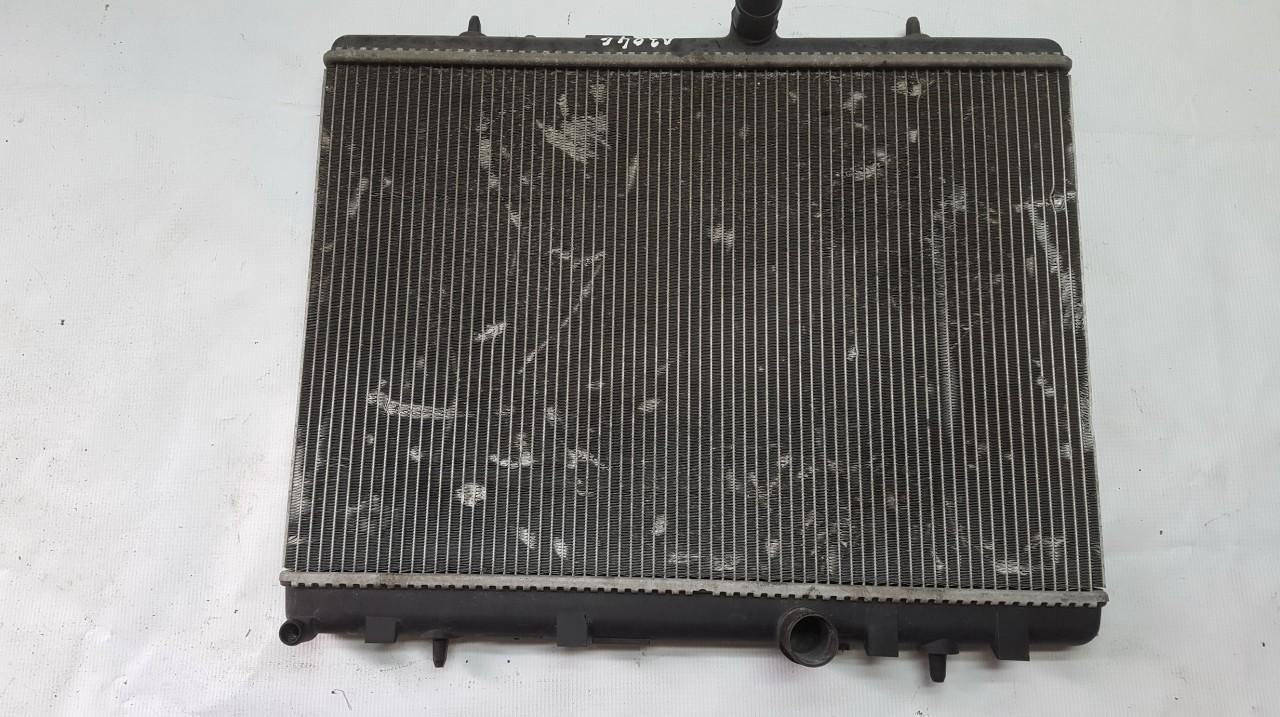 Citroen  Berlingo Vandens radiatorius (ausinimo radiatorius)