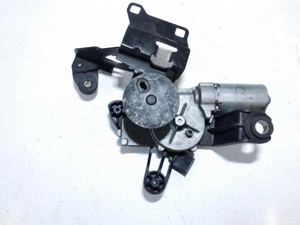 Rear wiper motor (Rear Screen Wiper Engine) 0390201597 040618003,  BMW 5-SERIES 2007 2.5