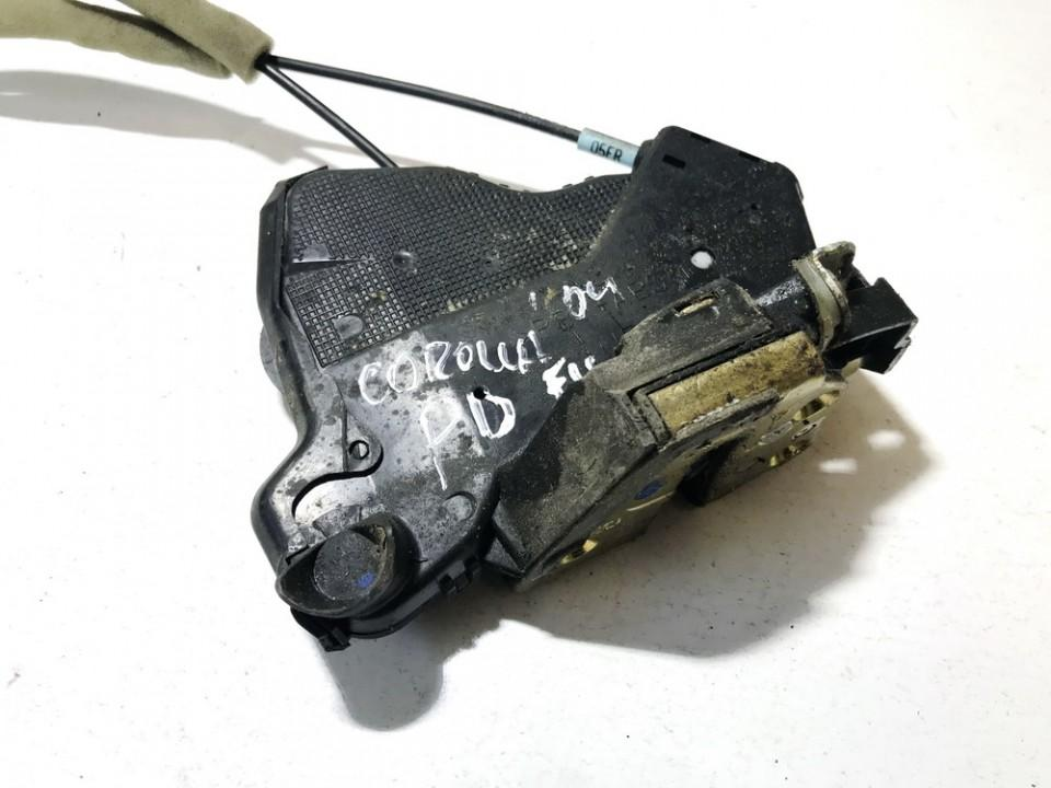 Duru spyna P.D. used used Toyota COROLLA 2005 2.0