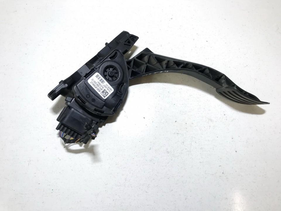 Elektrinis greicio pedalas 6g929f836ld 6pv00922012 Ford GALAXY 2006 1.8