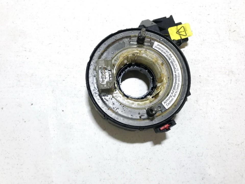 Audi  A3 Vairo kasete - srs ziedas - signalinis ziedas