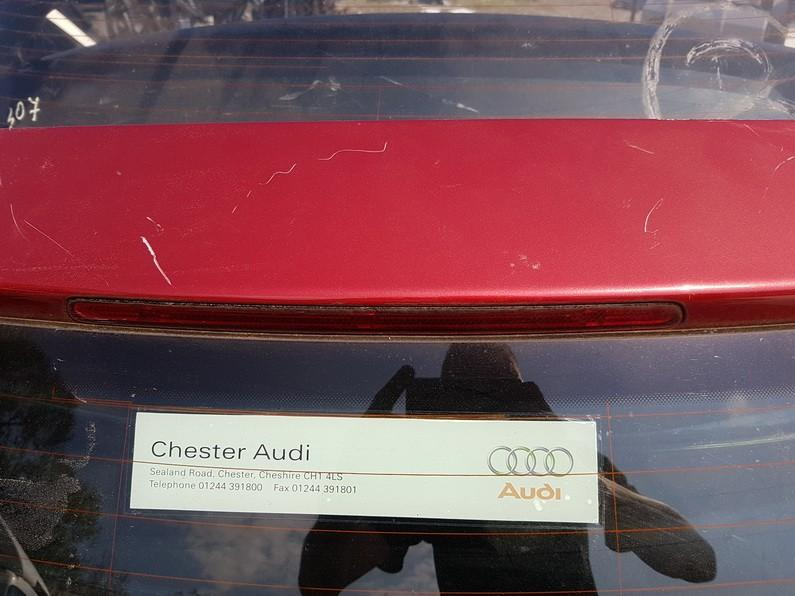 Audi  A3 Papildomas stop zibintas