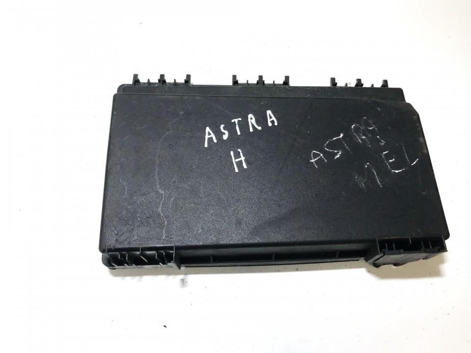 Fuse box  Opel  Astra